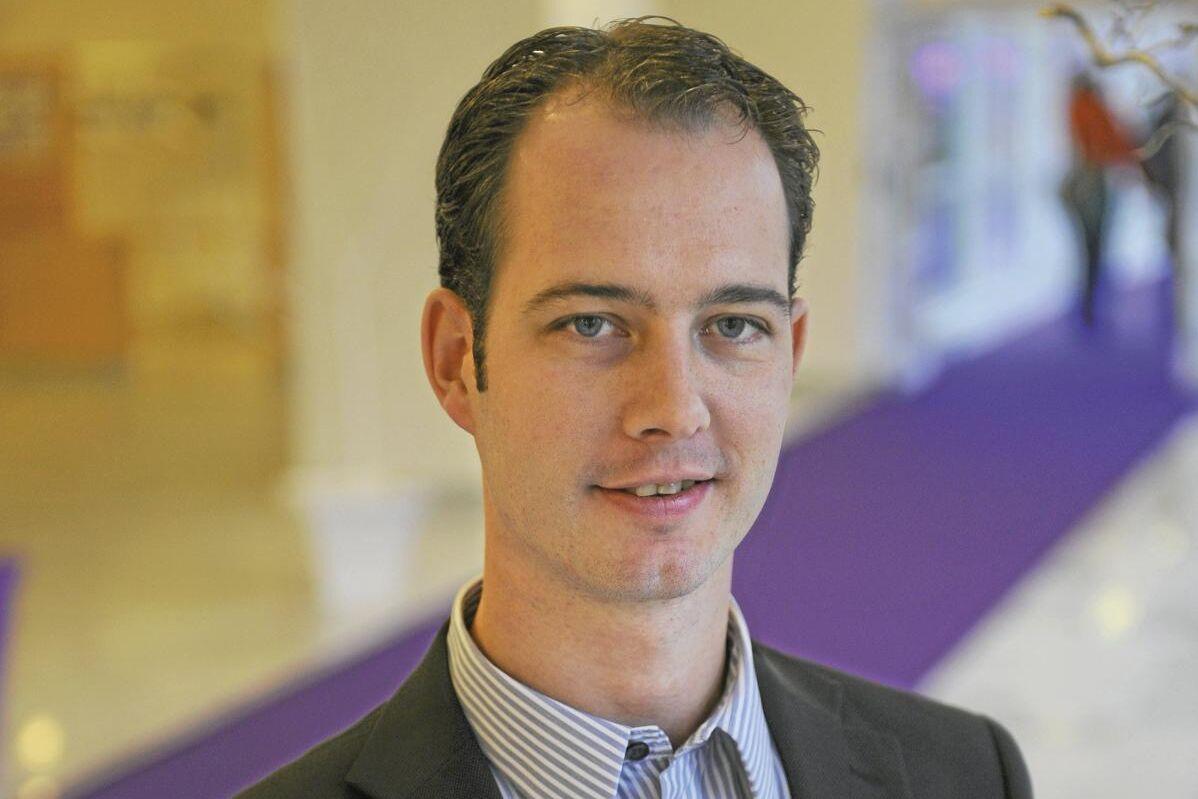 Jakob Hirsmark, ansvarig för Elmias skogsmässor, slutar den 8 juni.