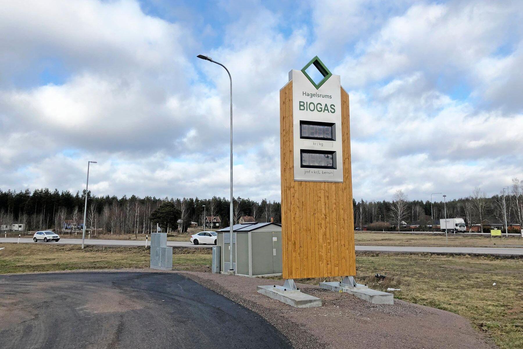 EU-kommissionen ger grönt ljus för skattebefrielse för biogas till och med 2030…