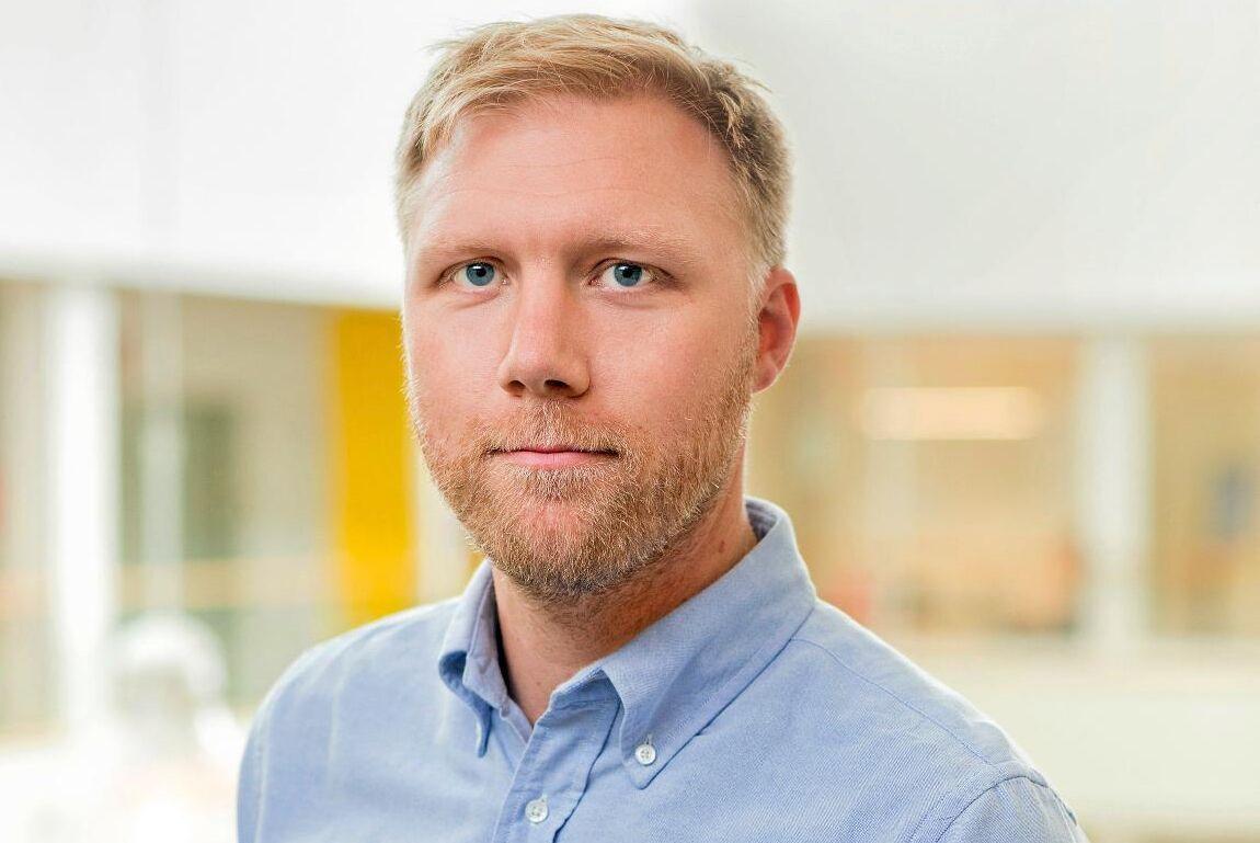 Ola Fernvall, chef extern kommunikation på ICA.
