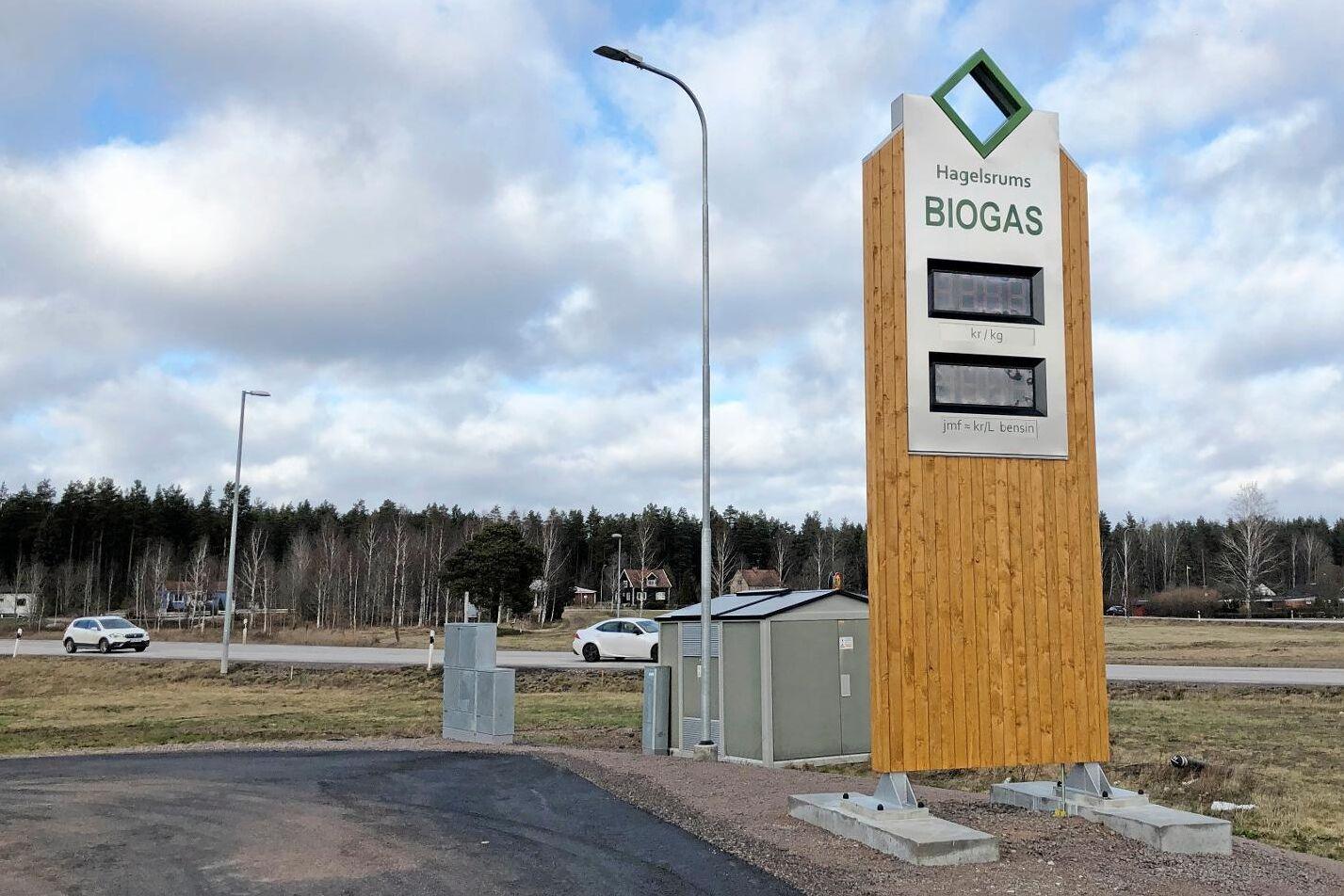 Ökad konsumtion av fossilfria och svenskproducerade drivmedel är bra för miljön och självförsörjningen, menar LRF.
