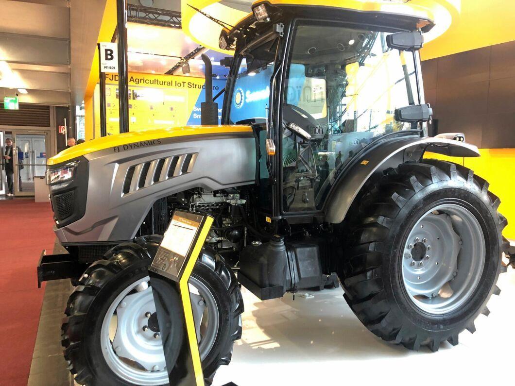 Sveaverken ägs numera av kinesiska FJ Dynamics, som bland annat visade upp en självkörande traktor på Agritechnica.
