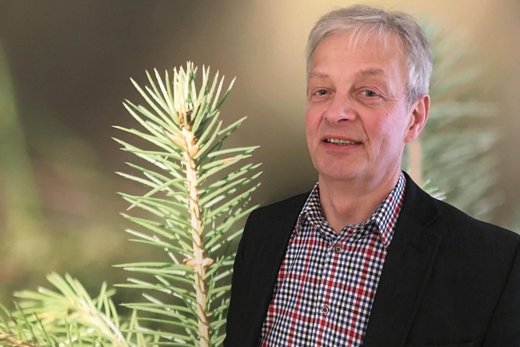 Anders Friberg, regionordföranden på LRF i Jönköpings län.