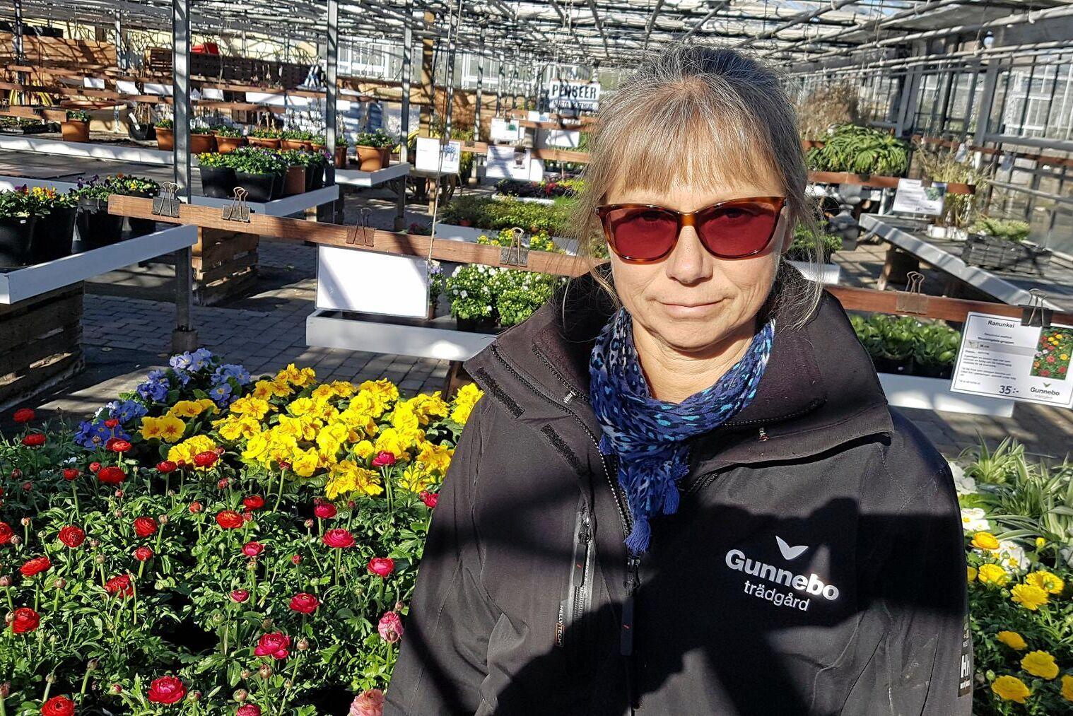 Maria Dahlberg på Gunnebo Trädgård i Skivarp får ingen ersättning från Eon för de skador som ett fel hos bolaget orsakade på hennes elektronik.