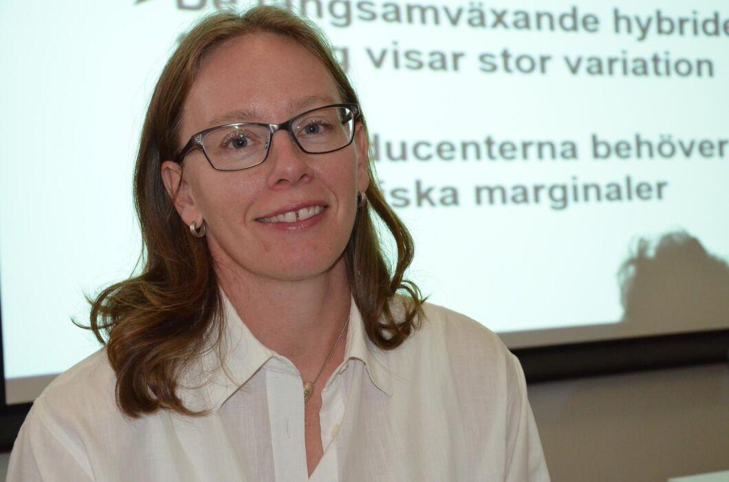 Jenny Yngvesson.