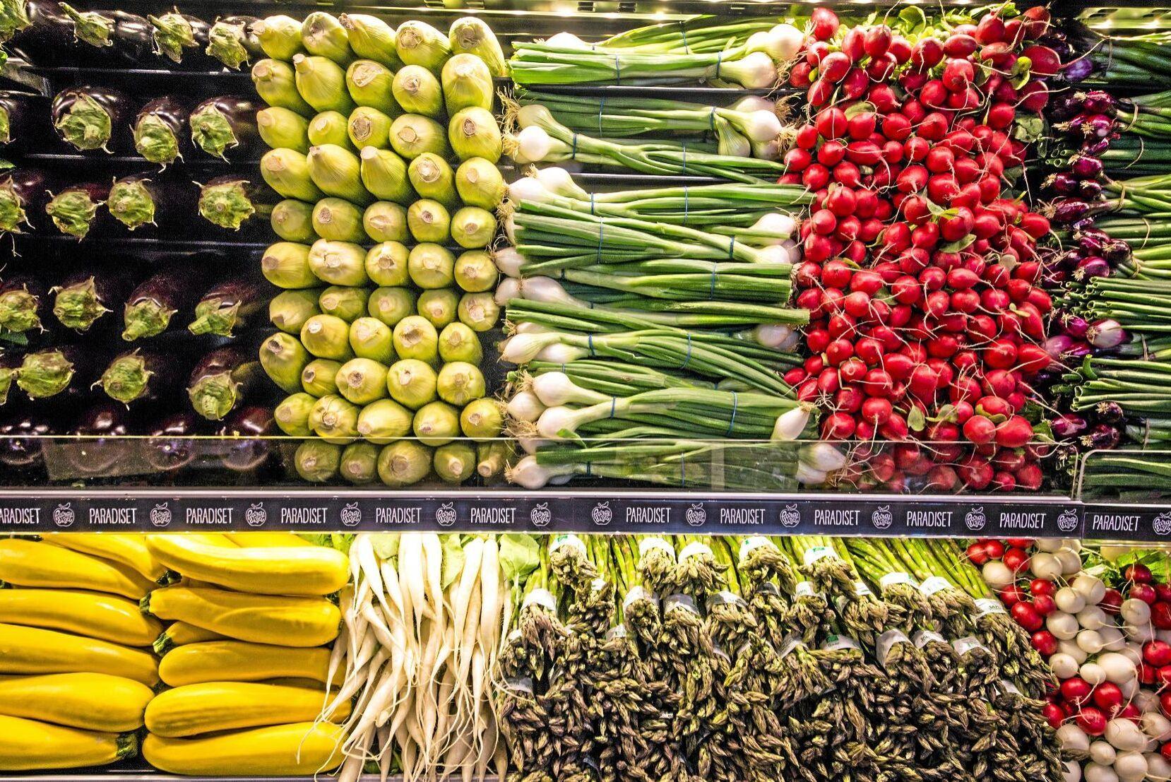 EU-kommissionen vill se fler äta mer grönsaker.