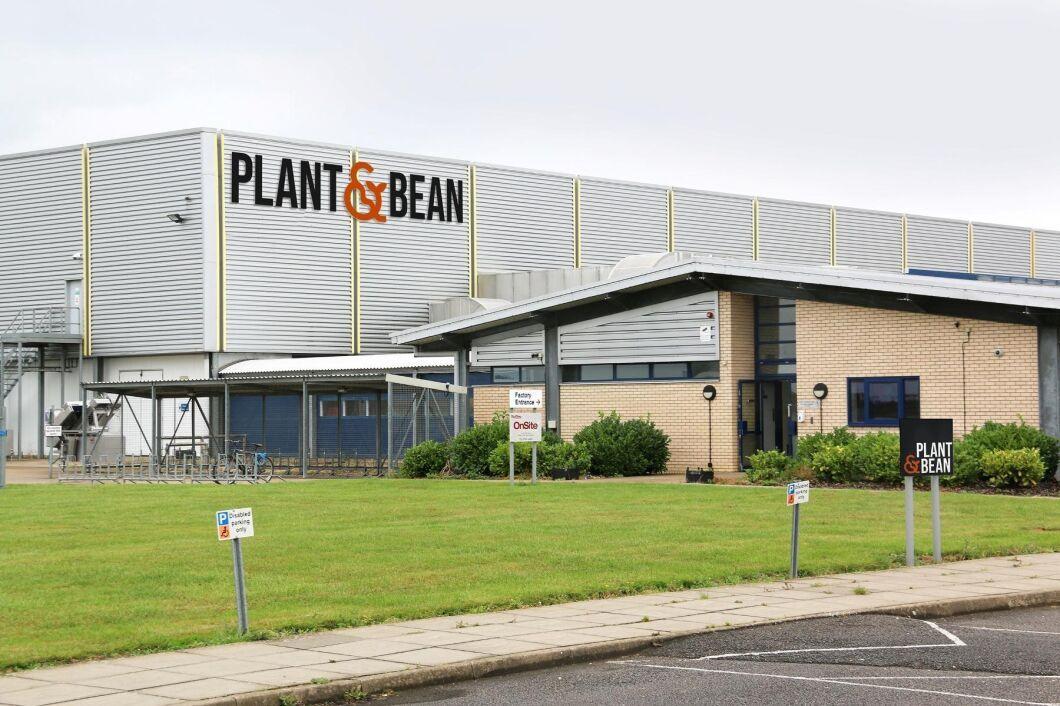 """Målet är att få över """"riktiga köttälskare"""" till grönsakssidan, enligt vd:n för Plant & Bean."""