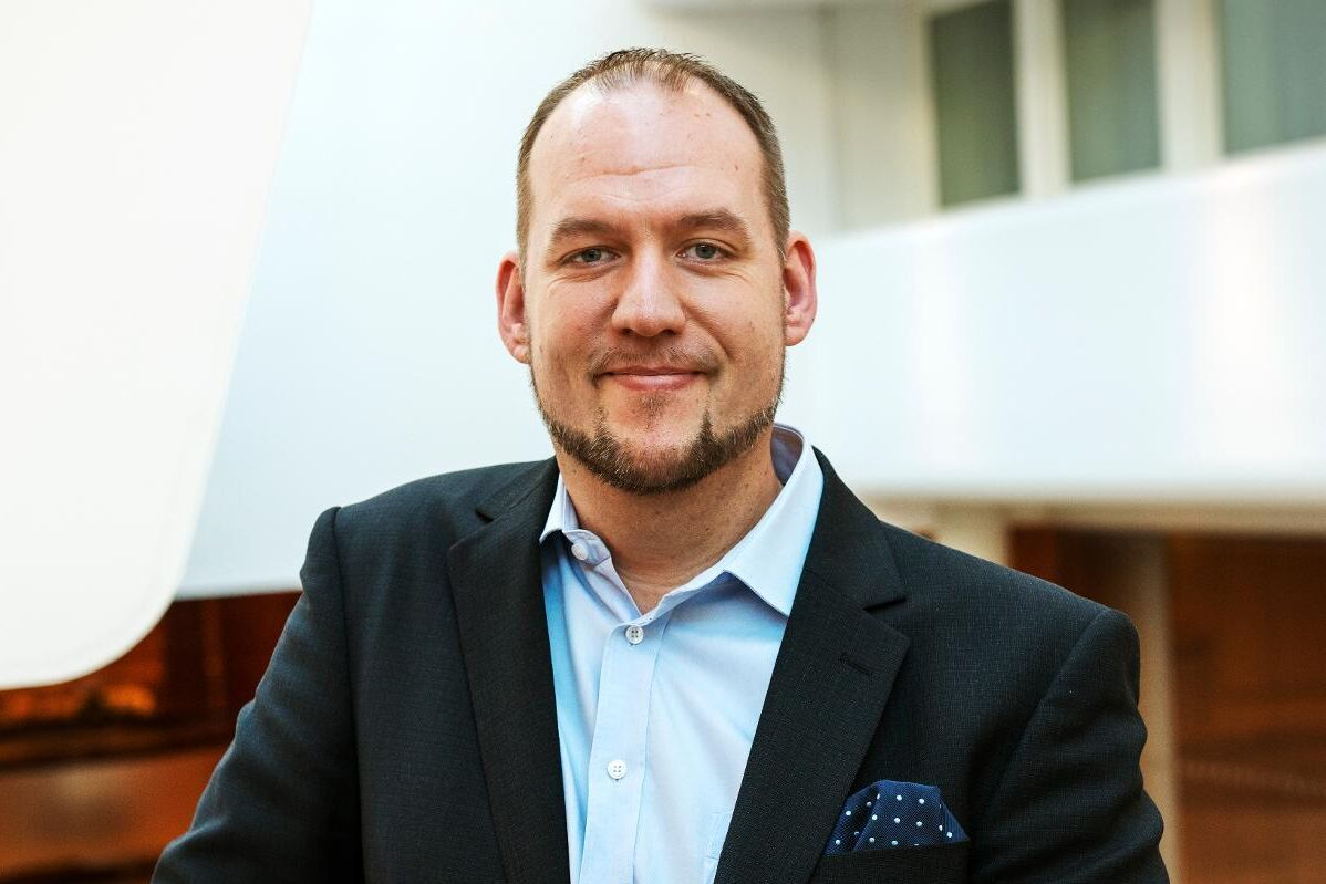 Magnus Därth, vd Kött- och charkföretagen.