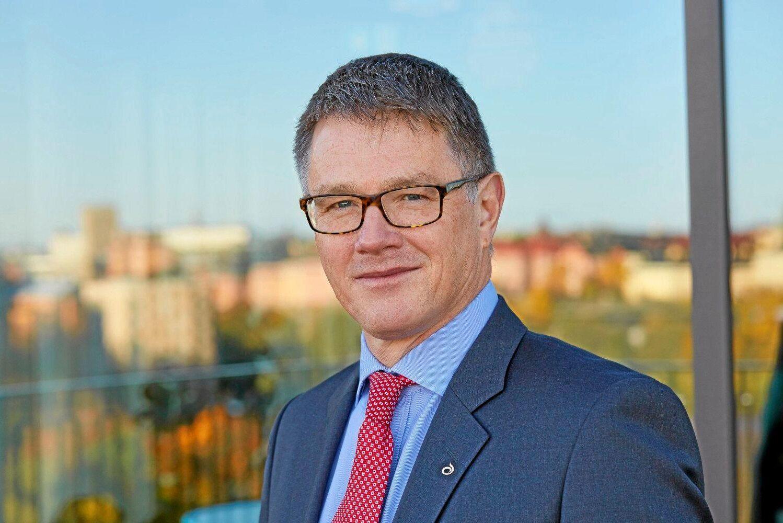 Lantmännens representanter i styrelsen, Per Olof Nyman, blev omvald liksom suppleanten Carl-Peter Thorwid.