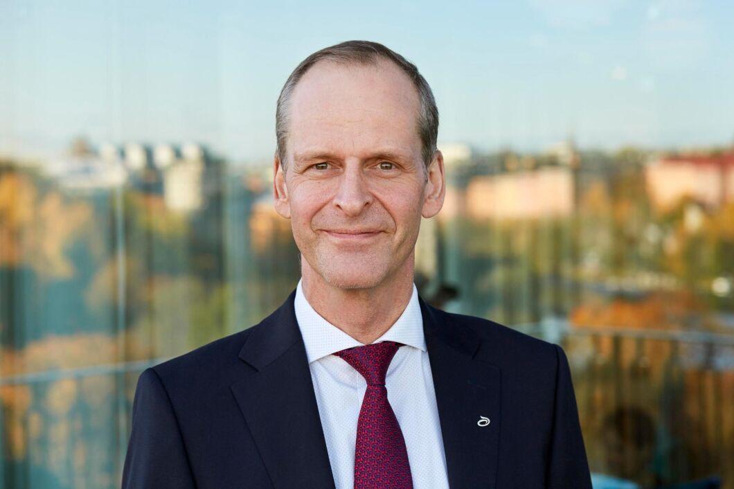 Per Arfvidsson, vice vd Lantmännen.