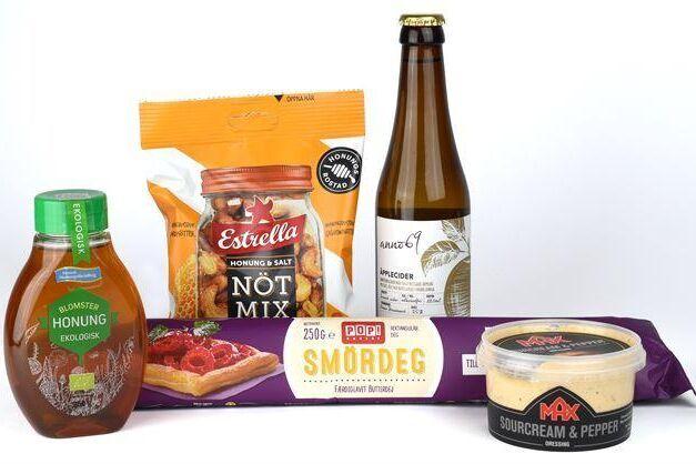 De fem finalisterna är nominerade inför att Årets matbluff 2020 ska utses.