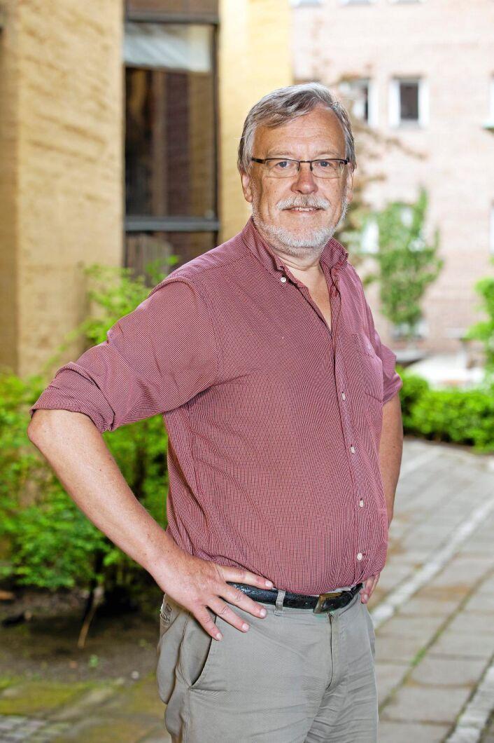 Ulrika Geber, chef för landsbygdsavdelningen på Länsstyrelsen i Stockholm.