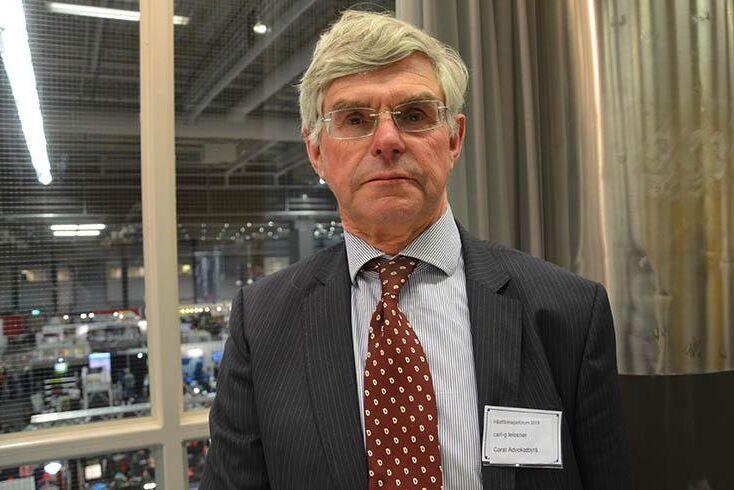 C-G Leissner, Carat Advokatbyrå, menar att säljare också måste våga säga nej tack till köpare som ett led i att minska risken för att hamna i en tvist för att köparen är missnöjd.