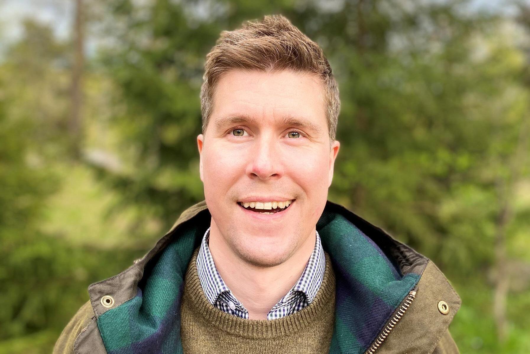 Martin Mörman är skatteexpert på LRF.