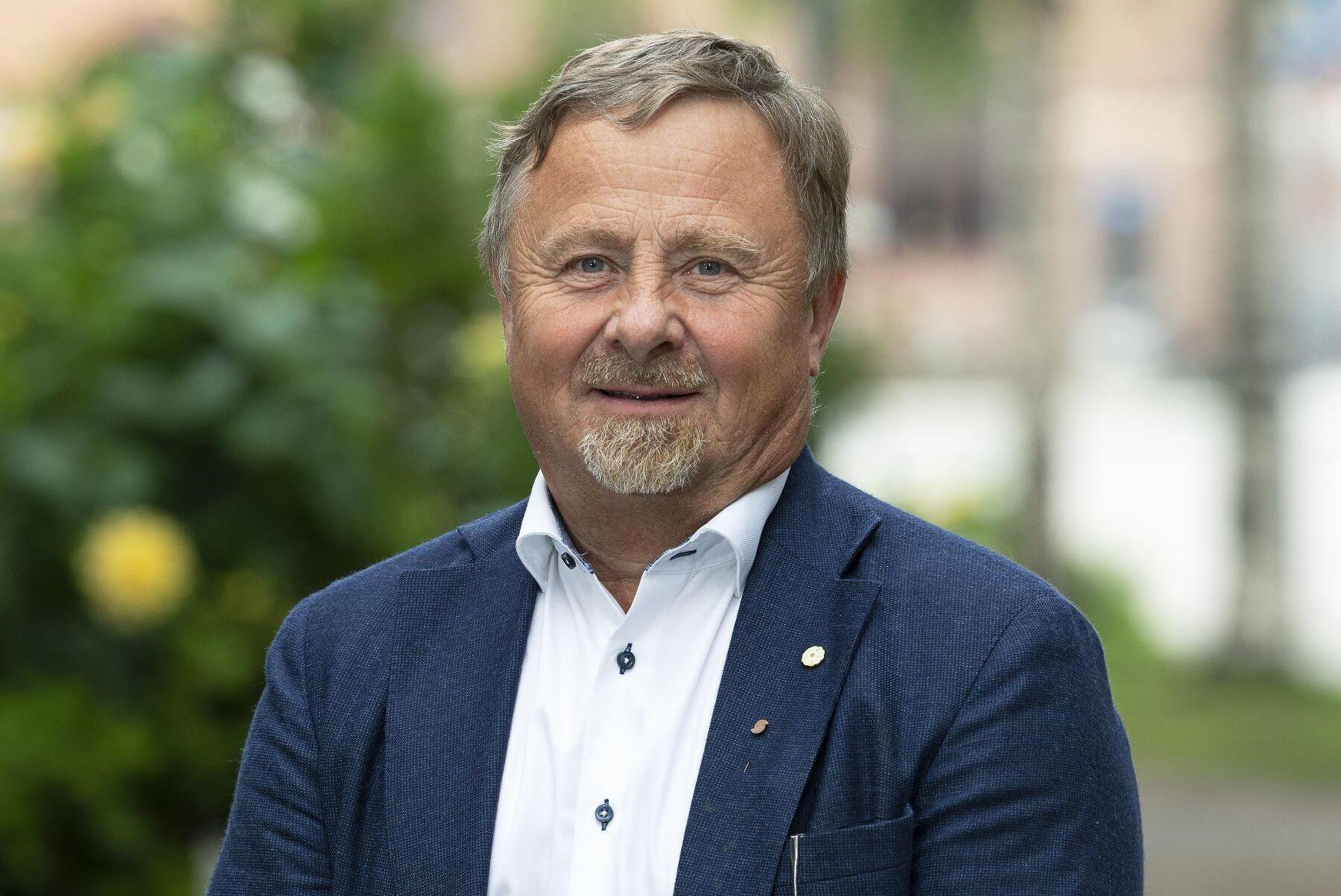 Torgny Hardselius, styrelseordförande Norra Skog.
