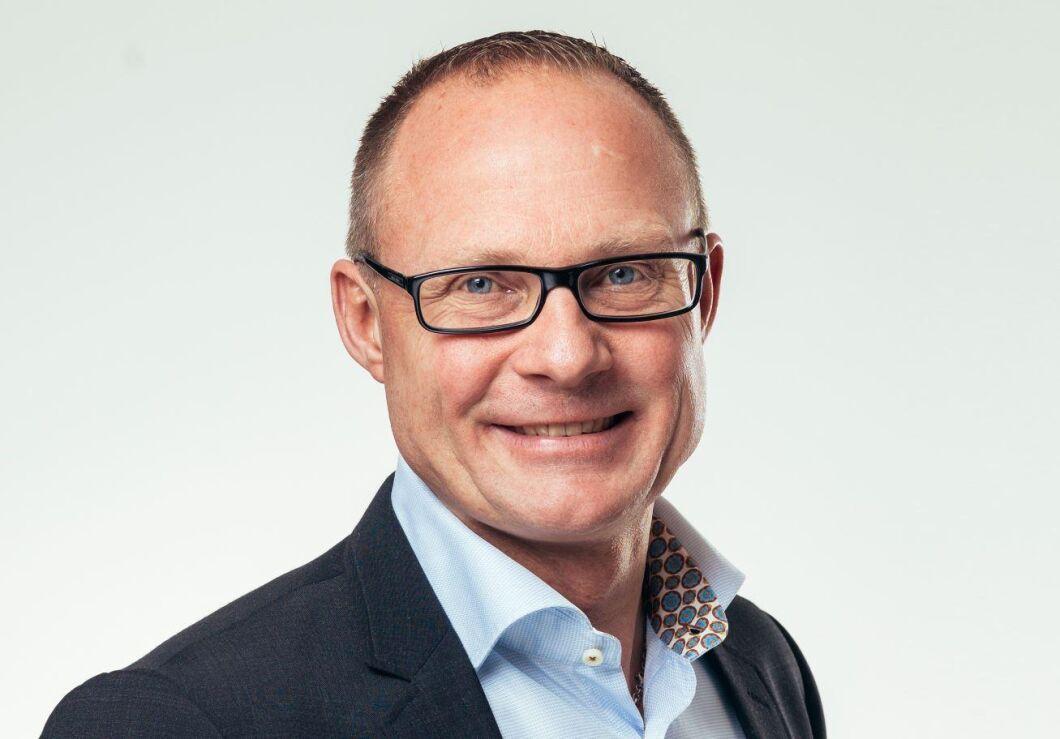 Björn Hellman, tillträdande vd för bransch- och arbetsgivarorganisationen Livsmedelsföretagen.