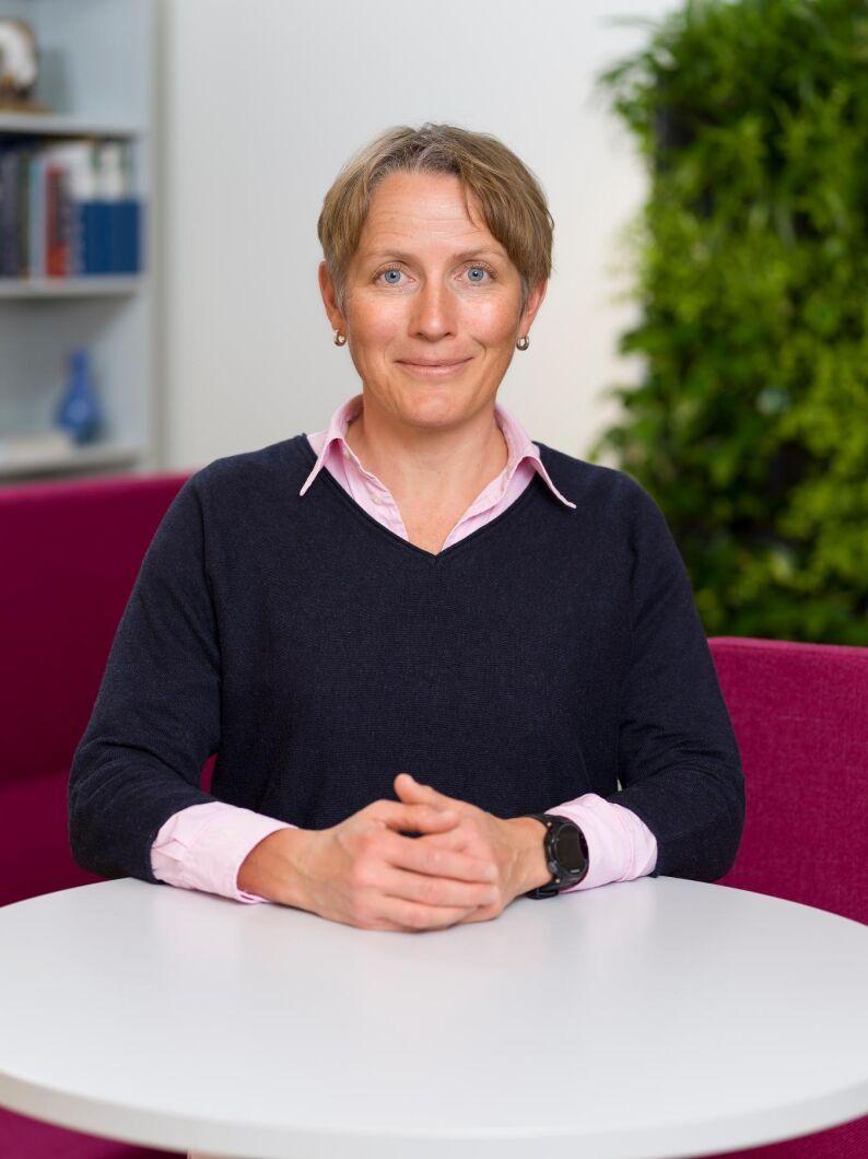 Maria Nöremark, SVA.