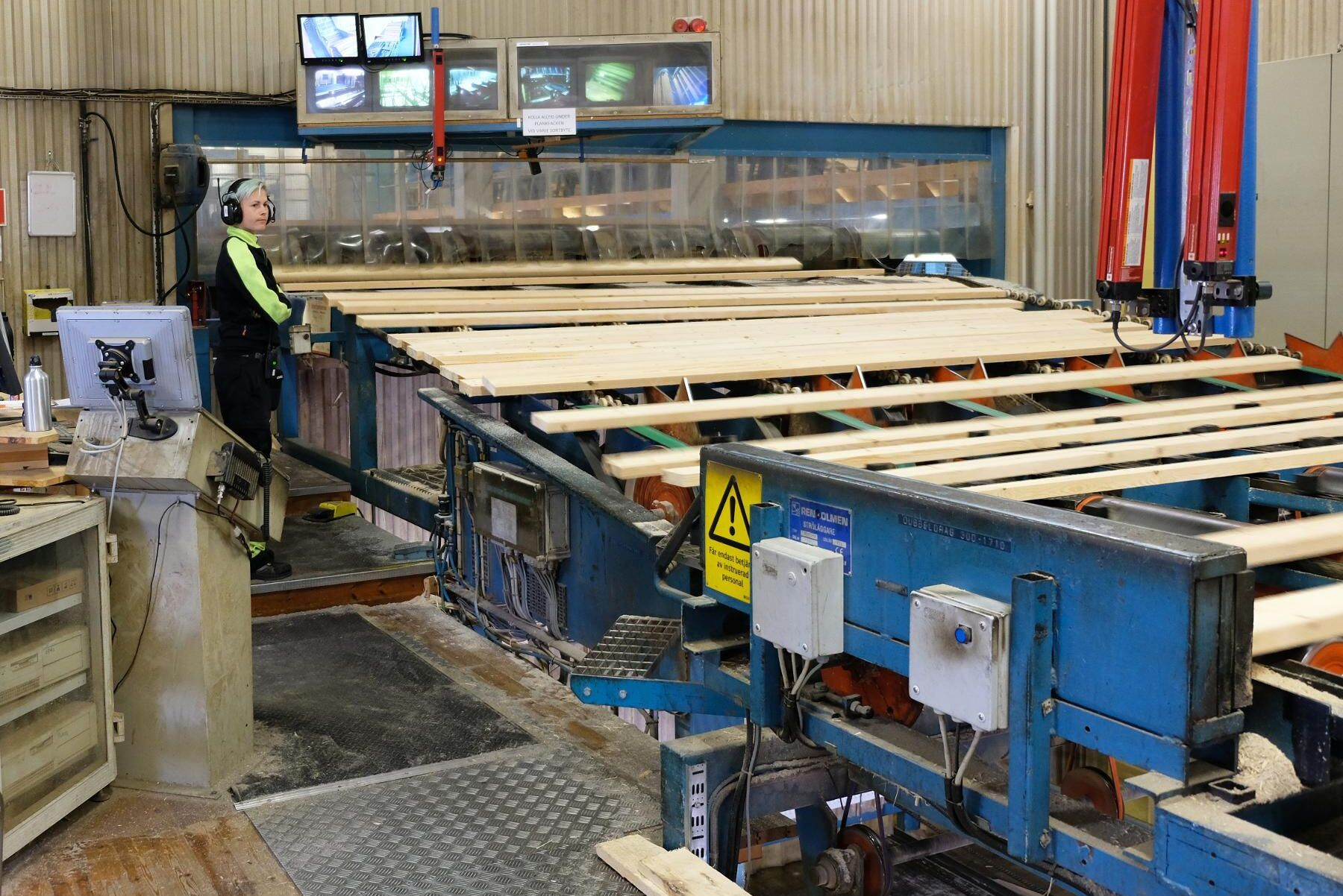 Mer än dubbla volymen kan det bli vid Setras sågverk i Malå, och dessutom rejält utbyggd förädling, om Setras ansökan om nytt miljötillstånd beviljas.