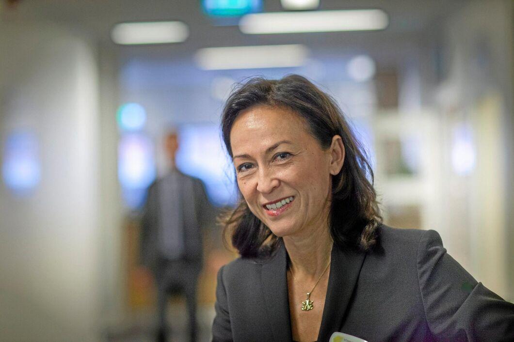 Katarina Hedström, vd på LRF Konsult.