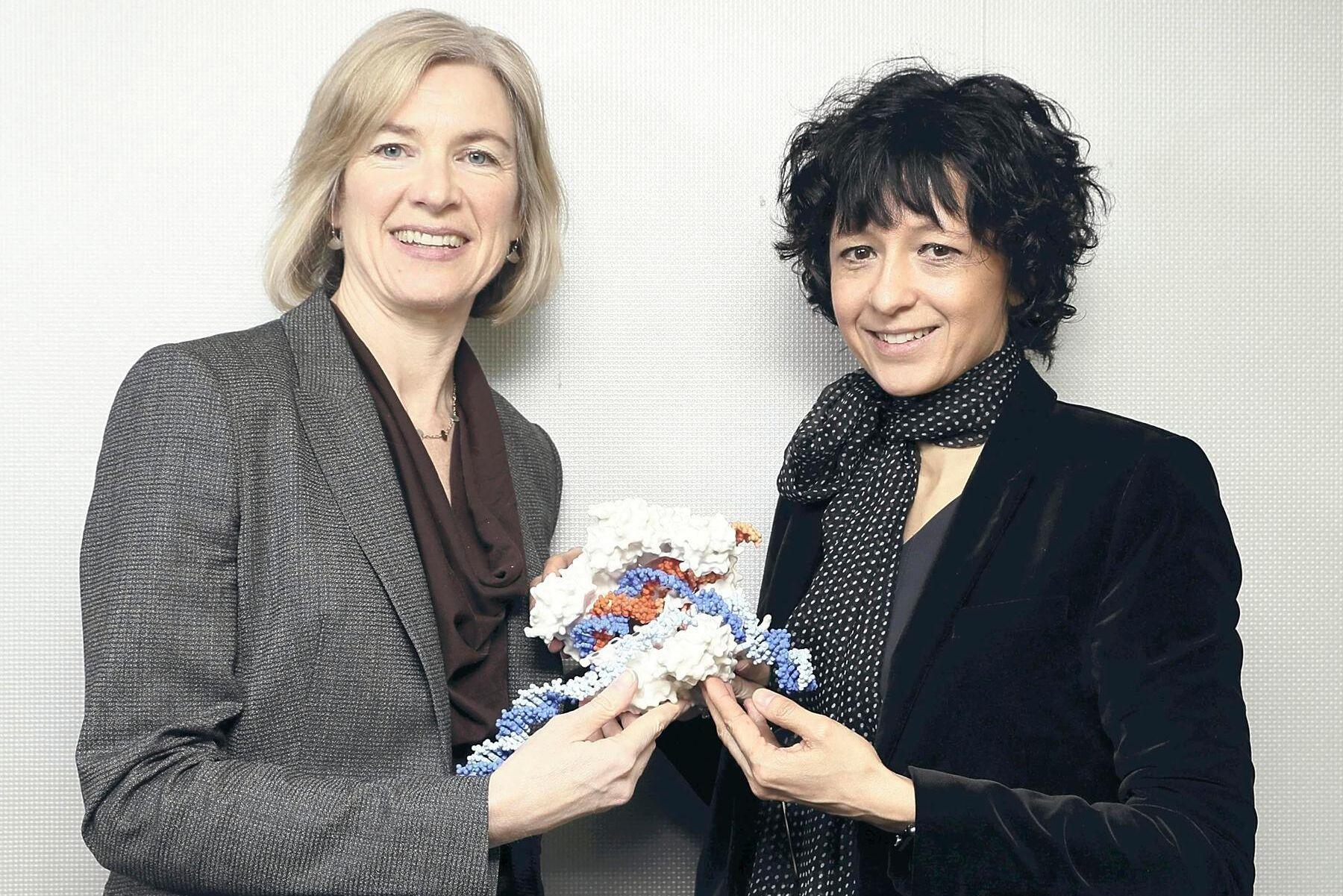 Jennifer Doudna och Emmanuelle Charpentier tilldelades Nobelpriset i kemi 2020, för deras upptäckter om Crispr/Cas9, också känt som gensaxen.