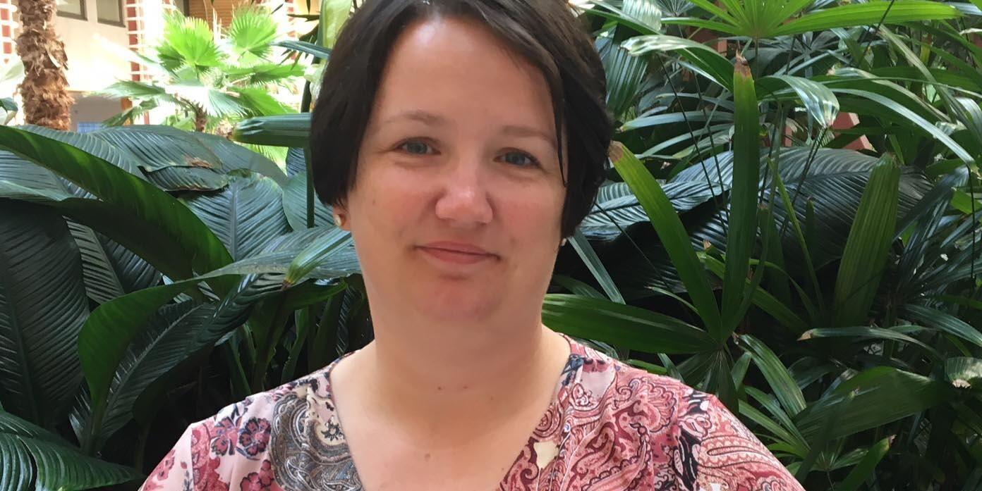 """""""Det har tidigare varit ett stort intresse, så vi hoppas på det denna gång också"""", säger Sara Lennartsson, generalsekreterare för ASVT, om fortbildningen för seminassistenter."""