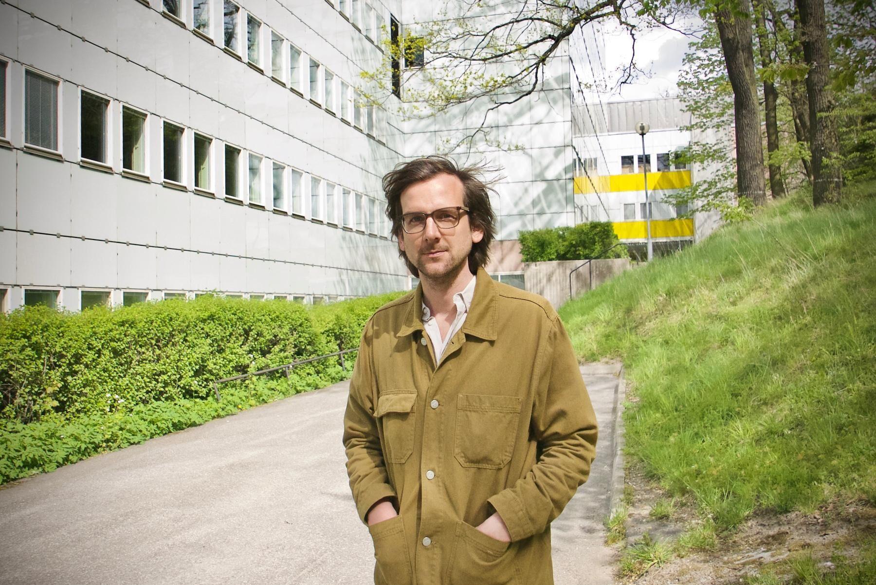 Johan Westerman.