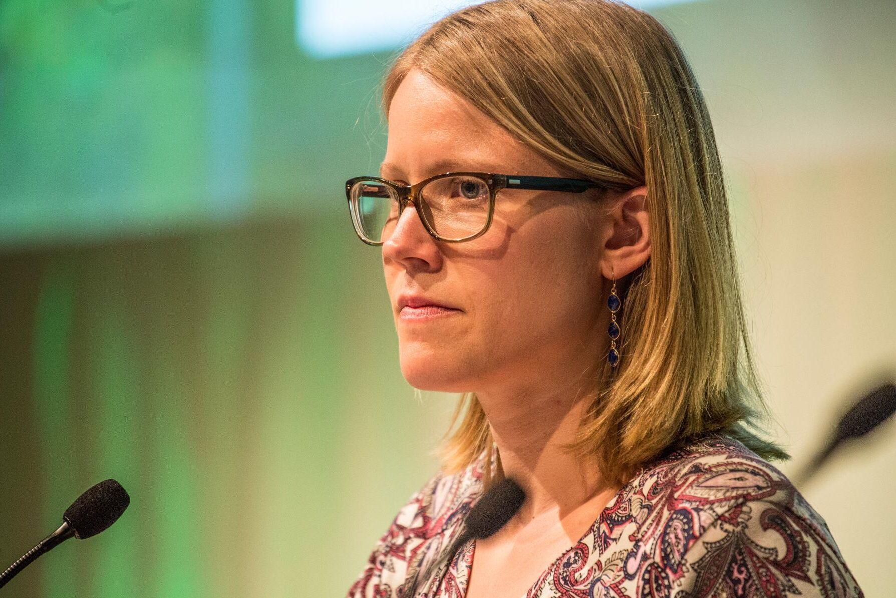 Kristina Yngwe är Centerpartiets landsbygdspolitiska talesperson.