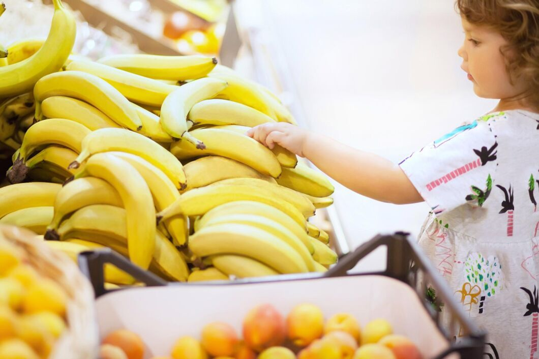 Bananer är en av matsvinnets värstingar, menar forskarna bakom studien.