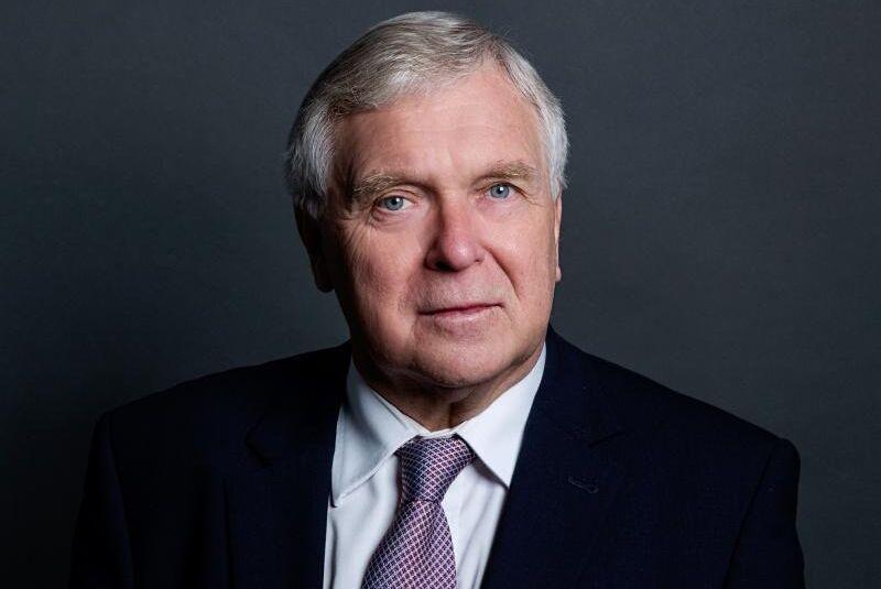 Anders Ackebo, affärsjurist och tidigare övervakningschef på Stockholmsbörsen.