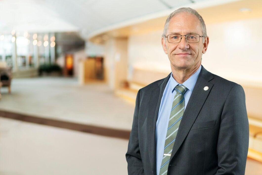 Mats Nordberg, Skogspolitisk talesperson(SD).