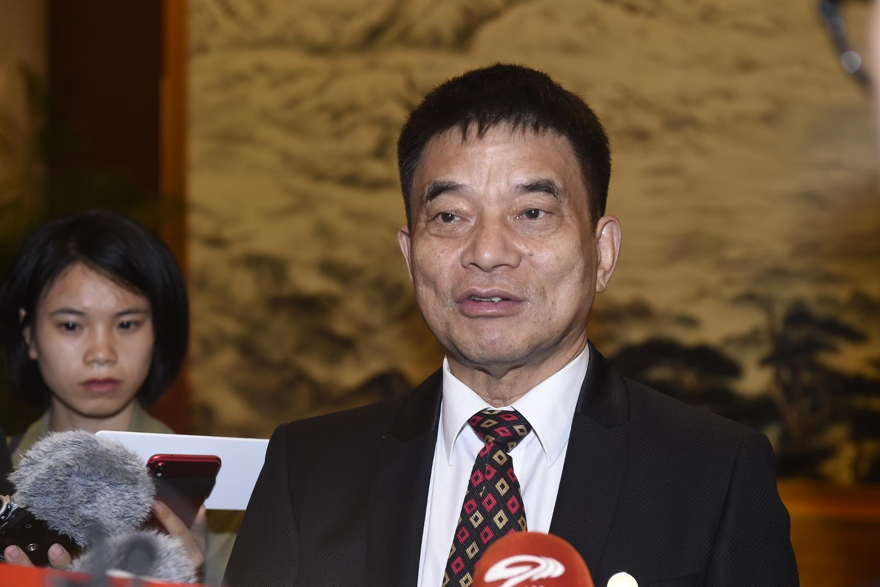 Liu Yonghao, som äger jordbrukskonglomeratet New Hope Group, klättrade från 62:a plats på listan till 26:e plats.