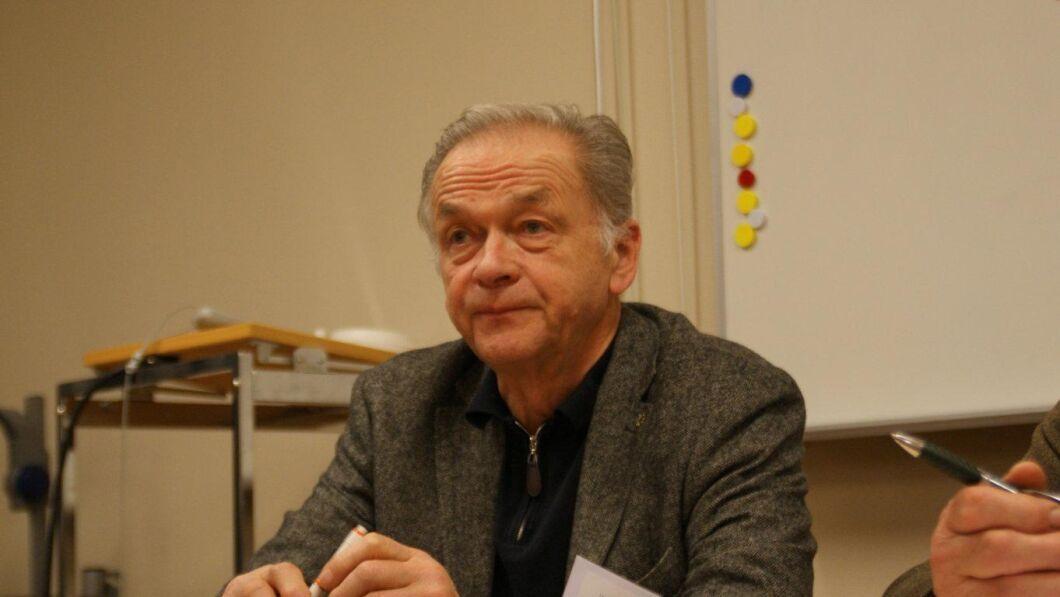 Lars Jakobsson, verksamhetsledare på Sveriges Jordbruksarrendatorers Förbund.