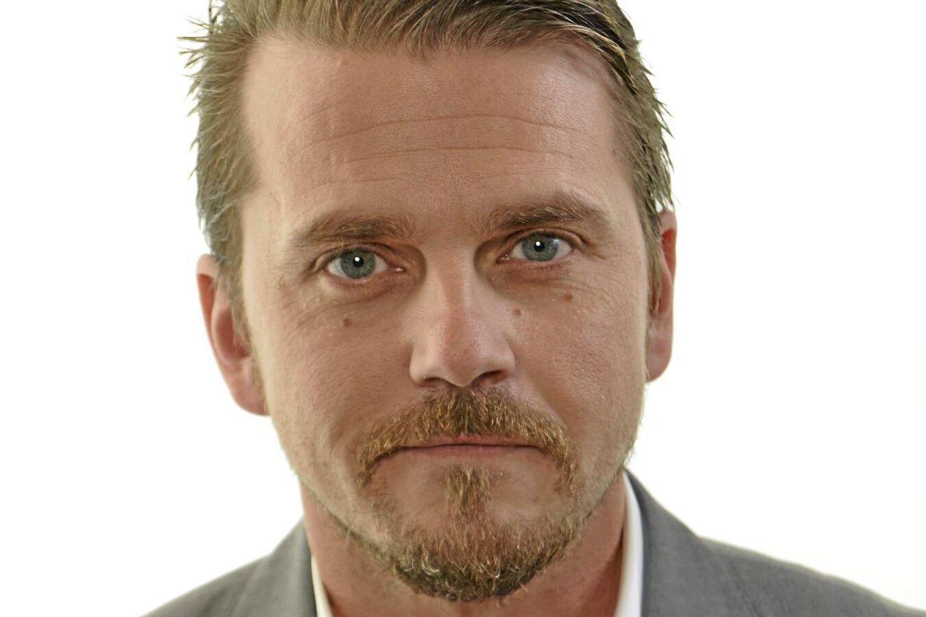 Jimmy Ståhl (SD), riksdagsledamot från Västra Götaland.