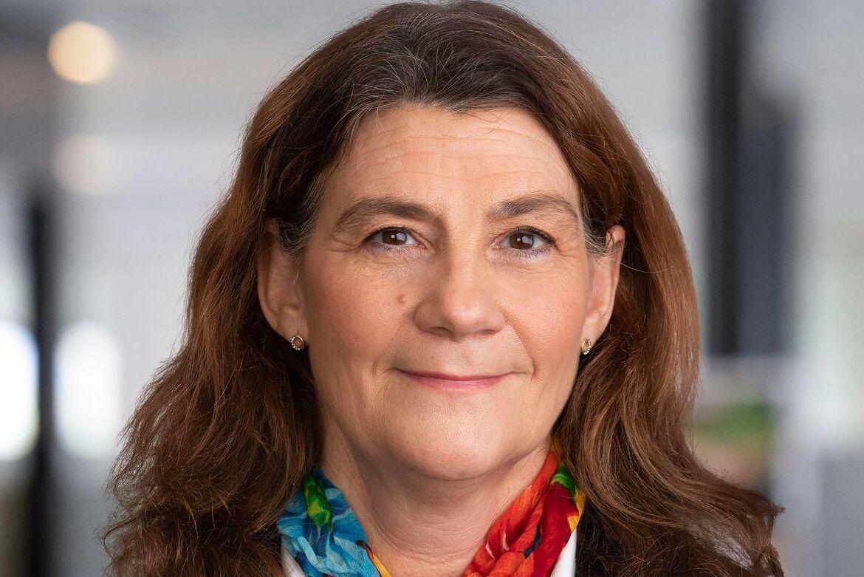 Marie Hallander Larsson är HR-direktör på Akademiska Hus.