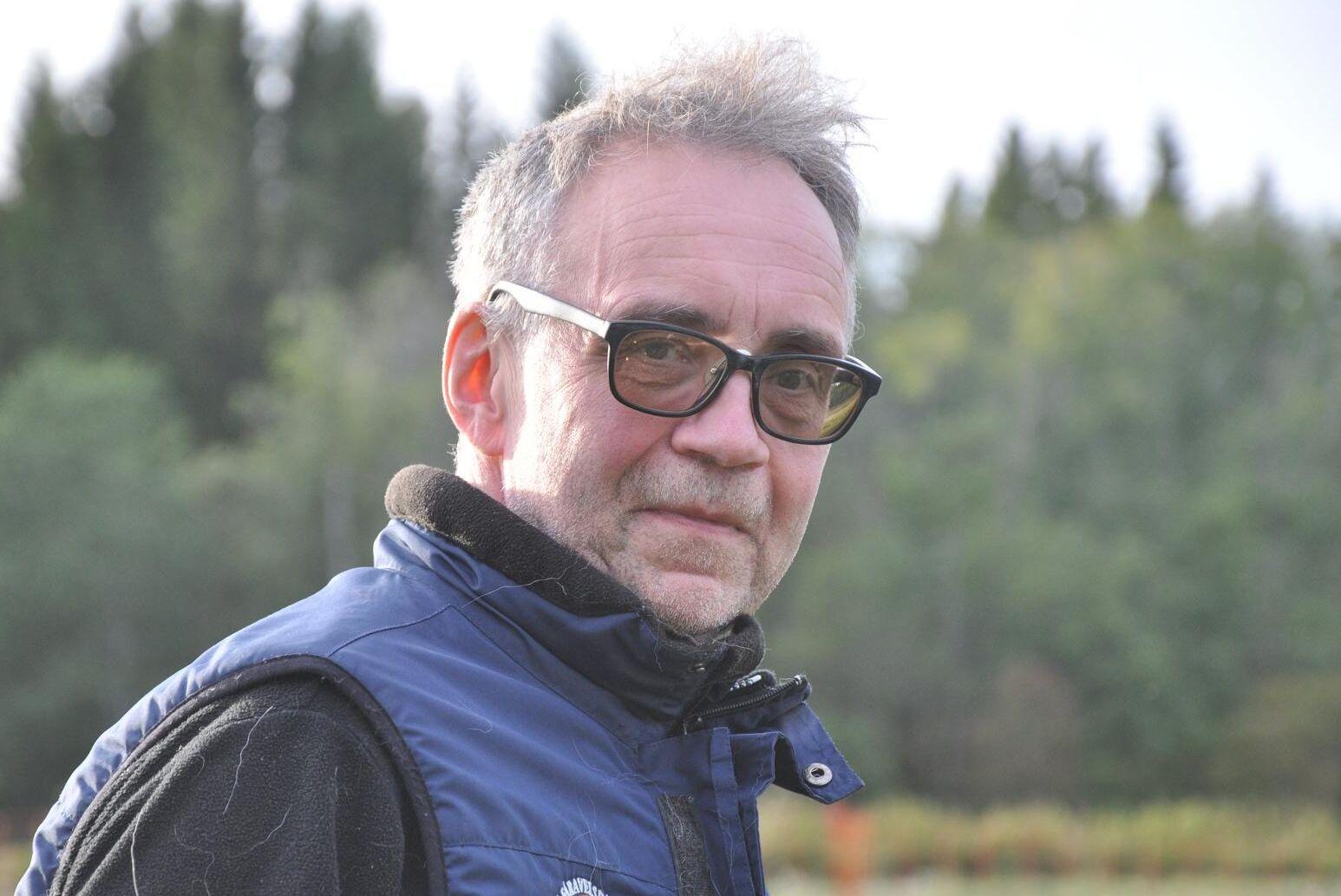 Ulf Ekholm, talesperson för rovdjursfrågor vid Svenska Fåravelsförbundet.