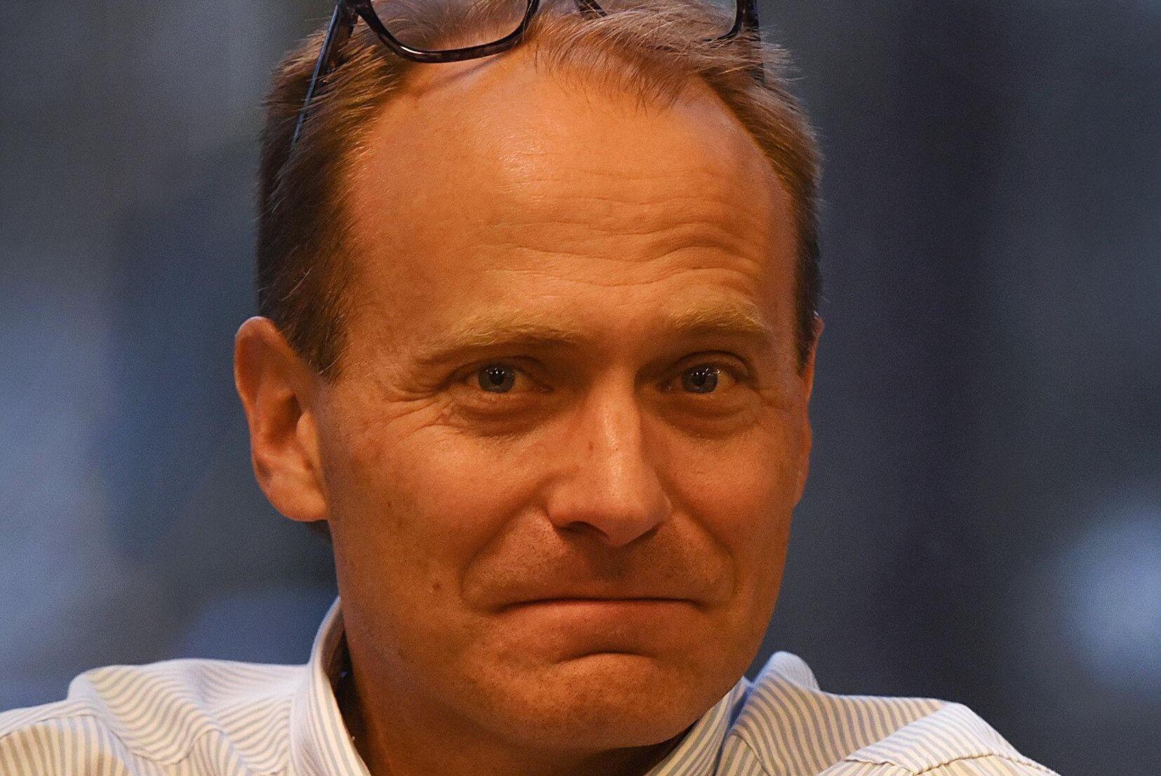 Bo Selerud, vd Hushållningssällskapet.