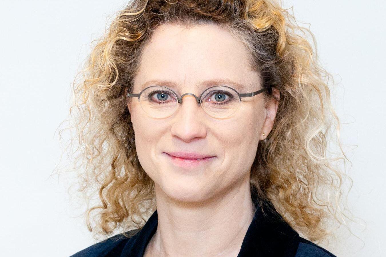 Sofia Mikko, genetikforskare vid Sveriges Lantbruksuniversitet.