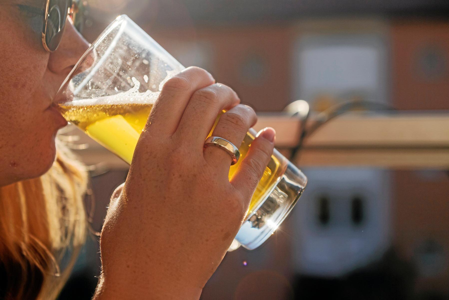 2018 kan bli bästa året hittills för den svenska bryggerinäringen. Arkivbild.