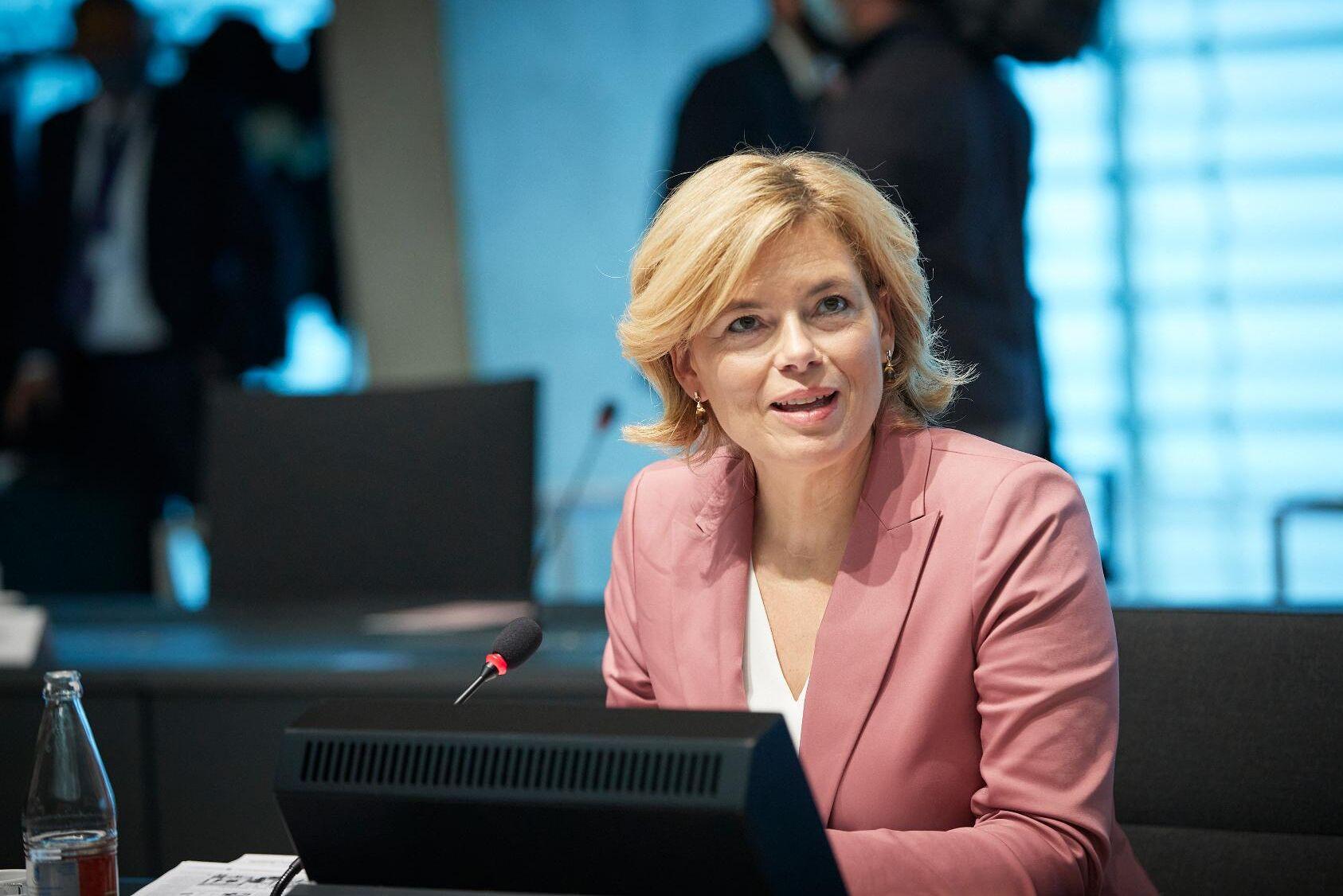 Tysklands jordbruksminister Julia Klöckner, som under det tyska ordförandeskapet leder jordbruksministerrådet, har rykte om sig att vara en duktig förhandlare.