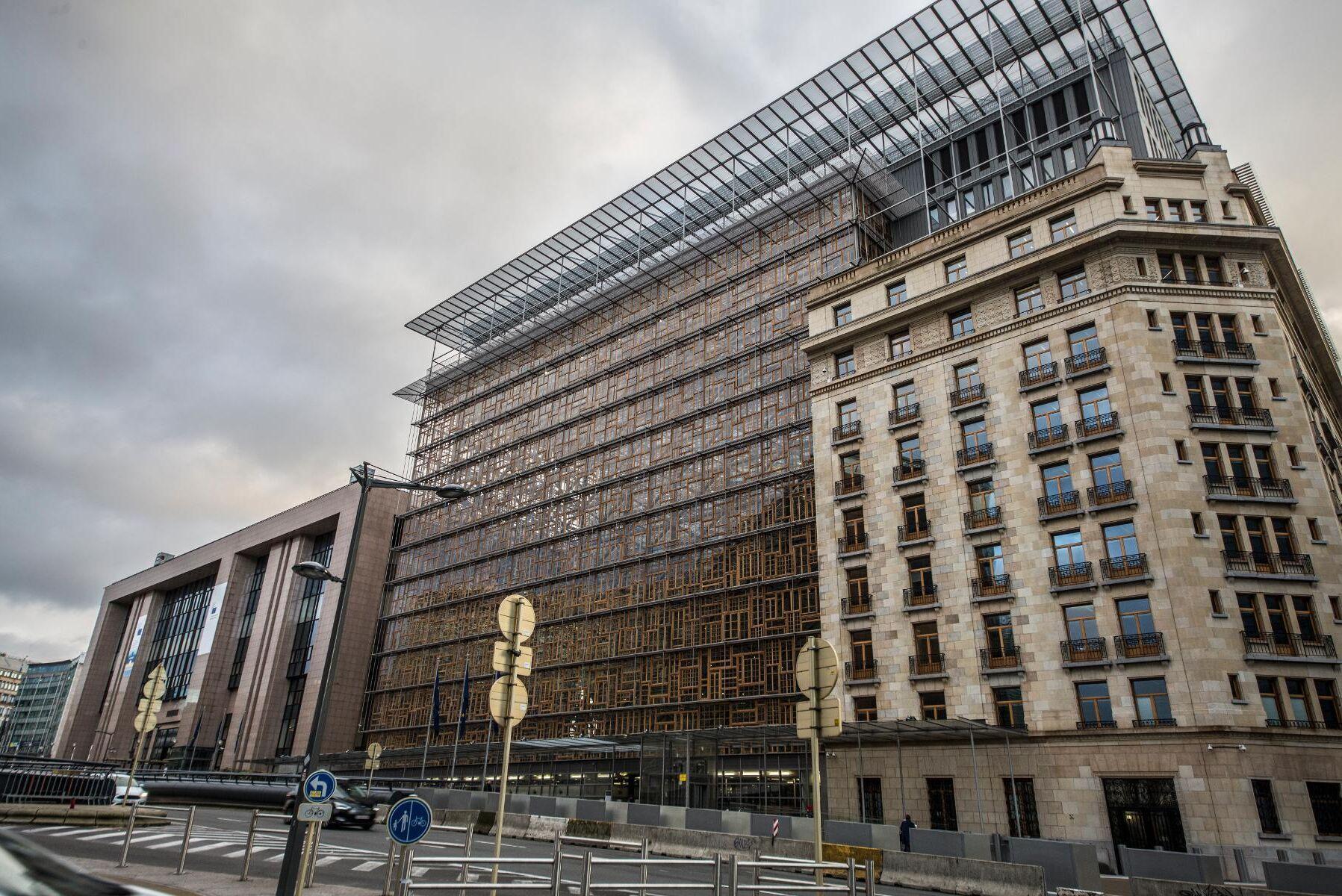 I nästa vecka träffas EU-ländernas jordbruksministrar i Europahuset i Bryssel för att bland annat diskutera reformen av den gemensamma jordbrukspolitiken.
