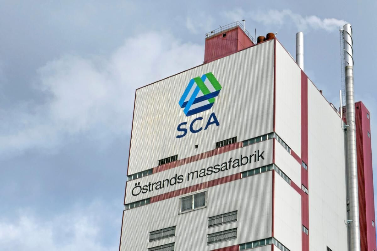 SCA höjer massapriset från 1 januari 2021.