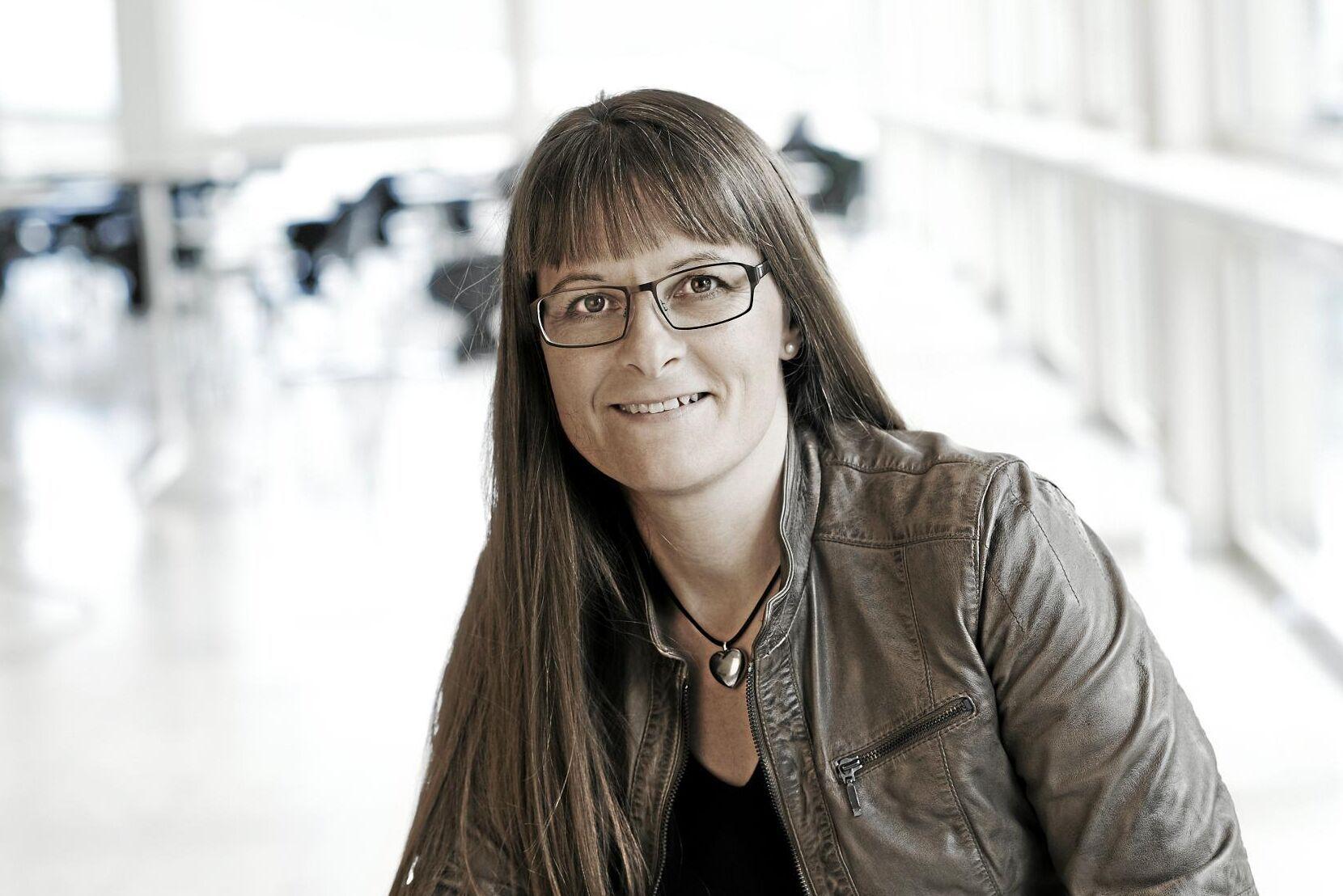 Veronika Albert, sedan många år kommunikatör för skogsmässorna, slutar den 21 augusti.