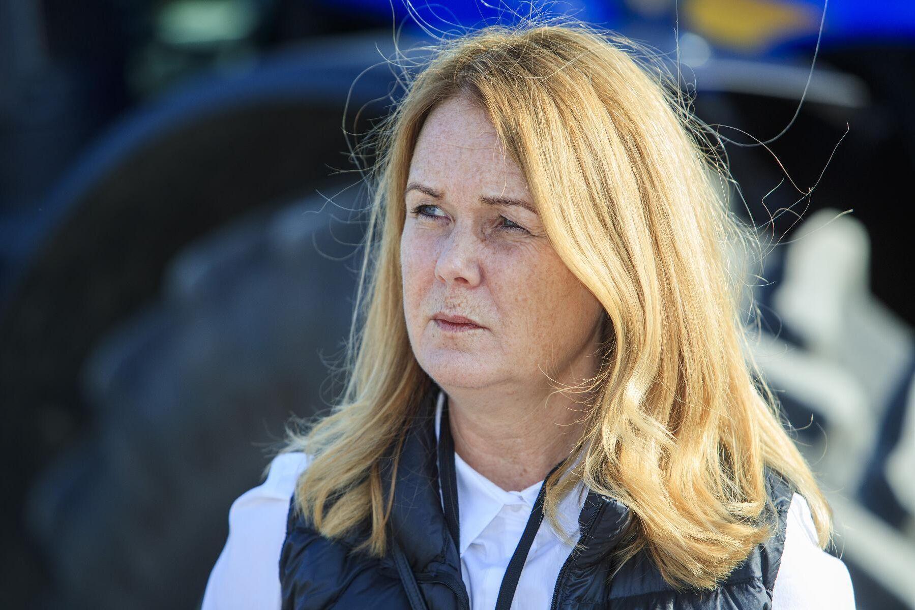 Landsbygdsminister Jennie Nilsson är besviken över att behöva åka hem utan en överenskommelse om Capreformen. Arkivbild.