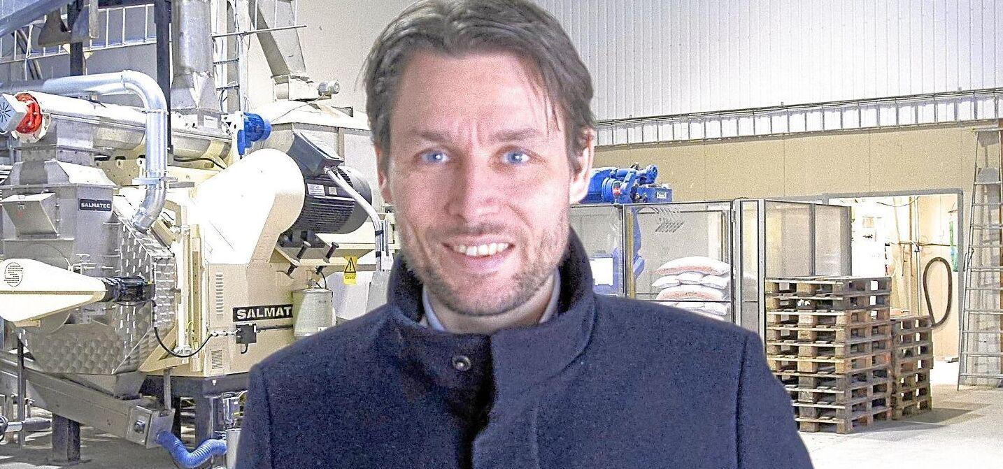 Industriernas omställning till fossilfri energi har bara börjat, tror Niclas Jonsson.
