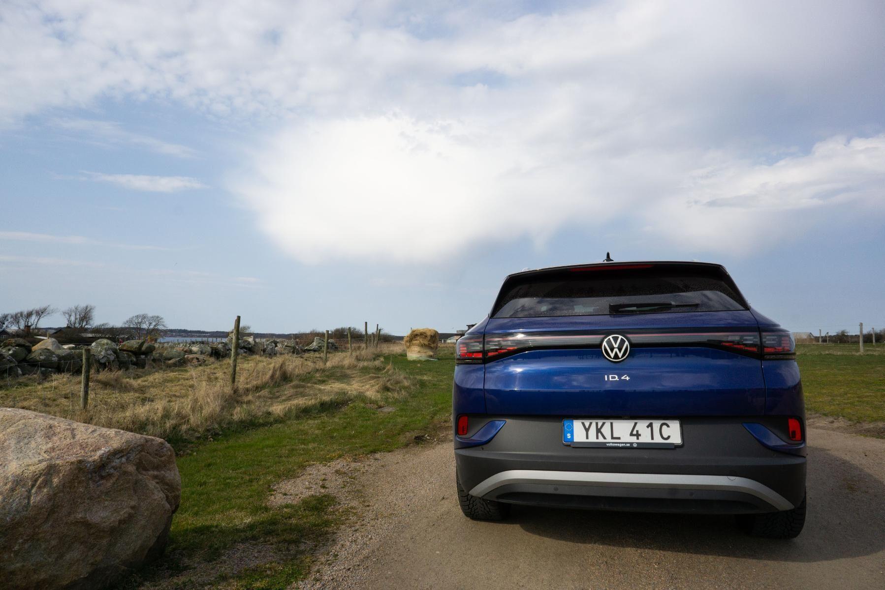 ATL har testat Sveriges mest sålda elsuv, Volkswagens ID.4.