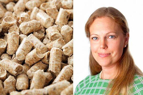 – Det är bara att gratulera, det verkar vara en härlig person, säger Helena Sjögren, om valet av Anna Karin Hatt som VD för LRF.