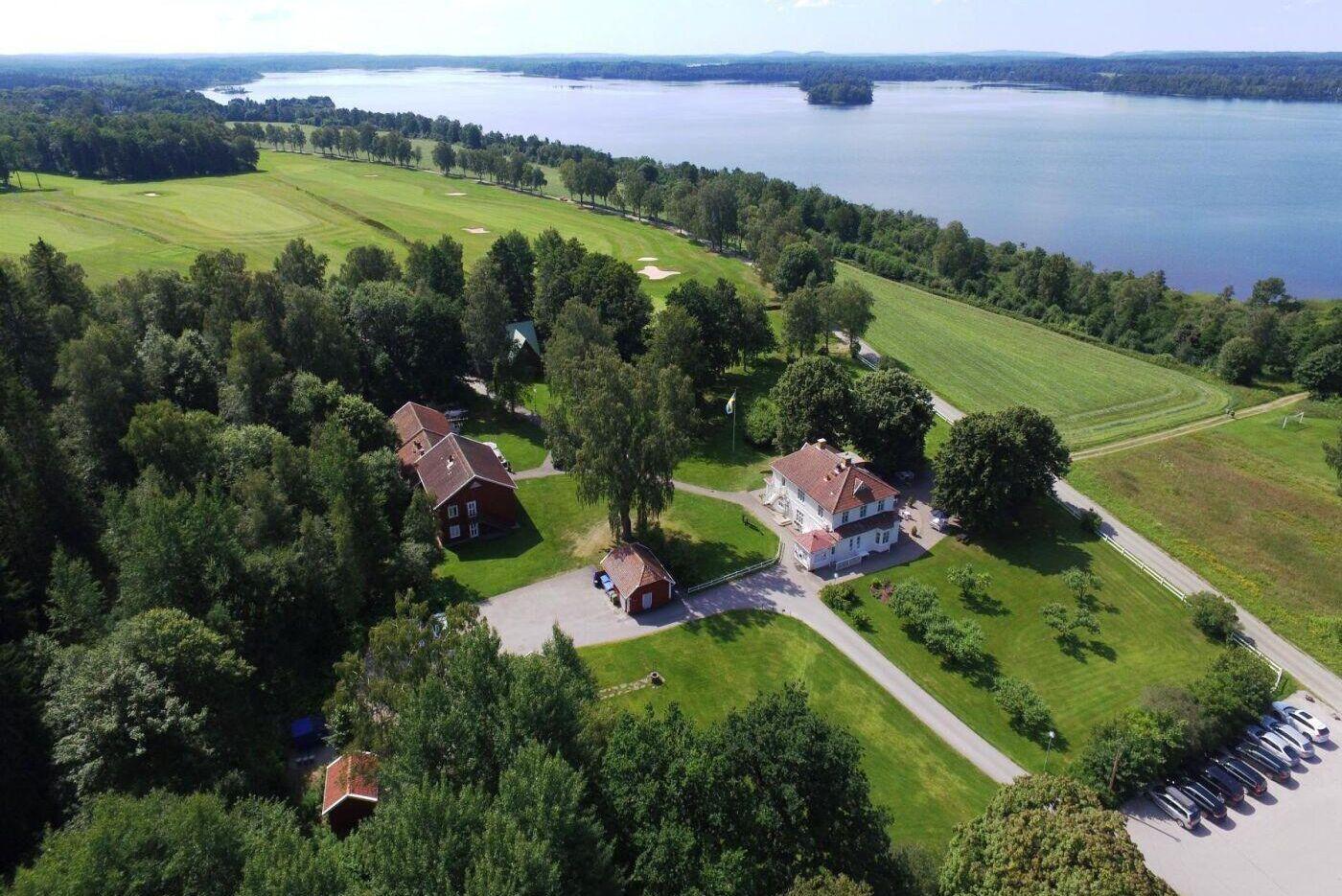 Åsundsholm Golf & Country Club har varit till salu sedan 2019. Men nu har familjen Gunnardo bestämt sig för att i stället återställa allt till åkermark.
