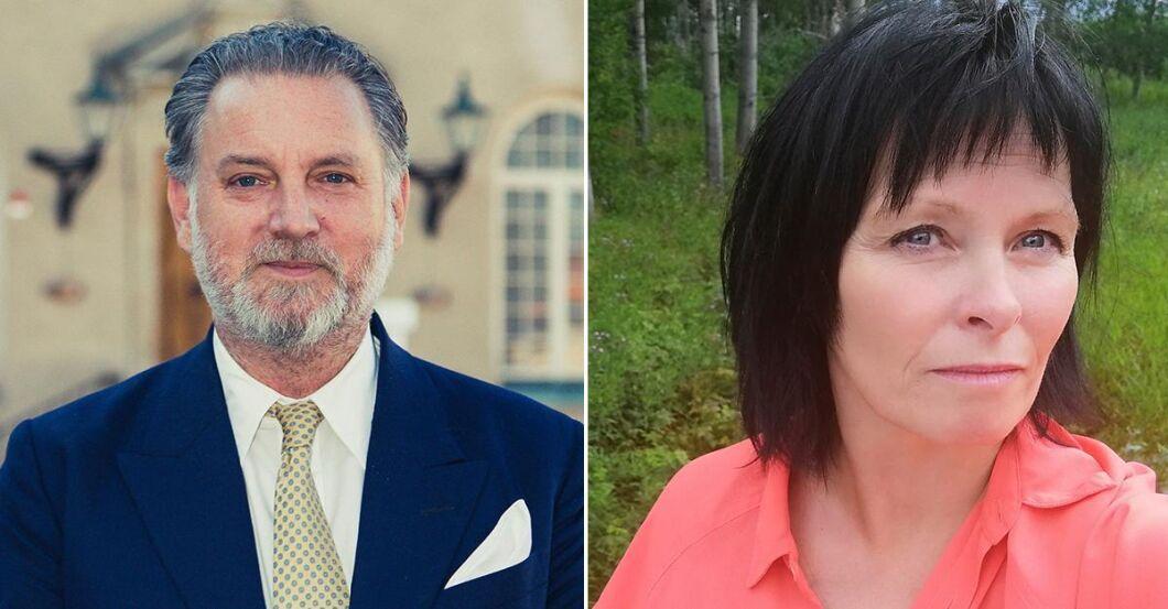 Kommunfullmäktige Lena Östling och Joachim Gahm är kritiska mot utredningens förslag om hagmarker som de menar skulle påverka hästsporten negativt.