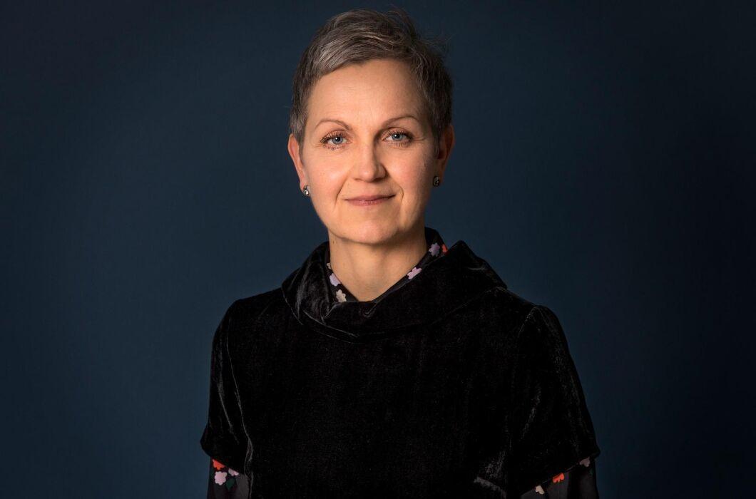 Hannele Arvonen, fram till på måndagen vd för Sveaskog.