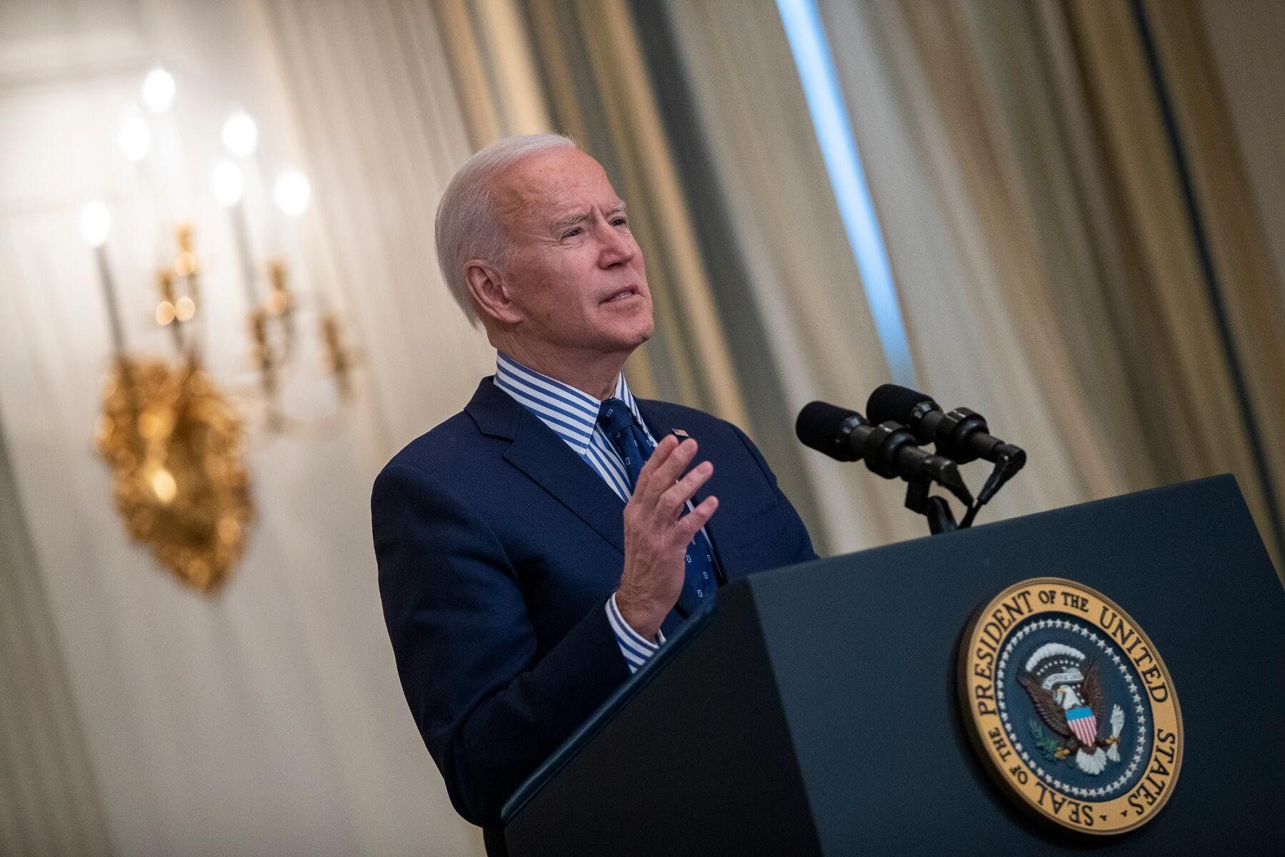 USA:s president Joe Biden har en något mindre aggressiv inställning till handelsrelationer än föregångaren Donald Trump.