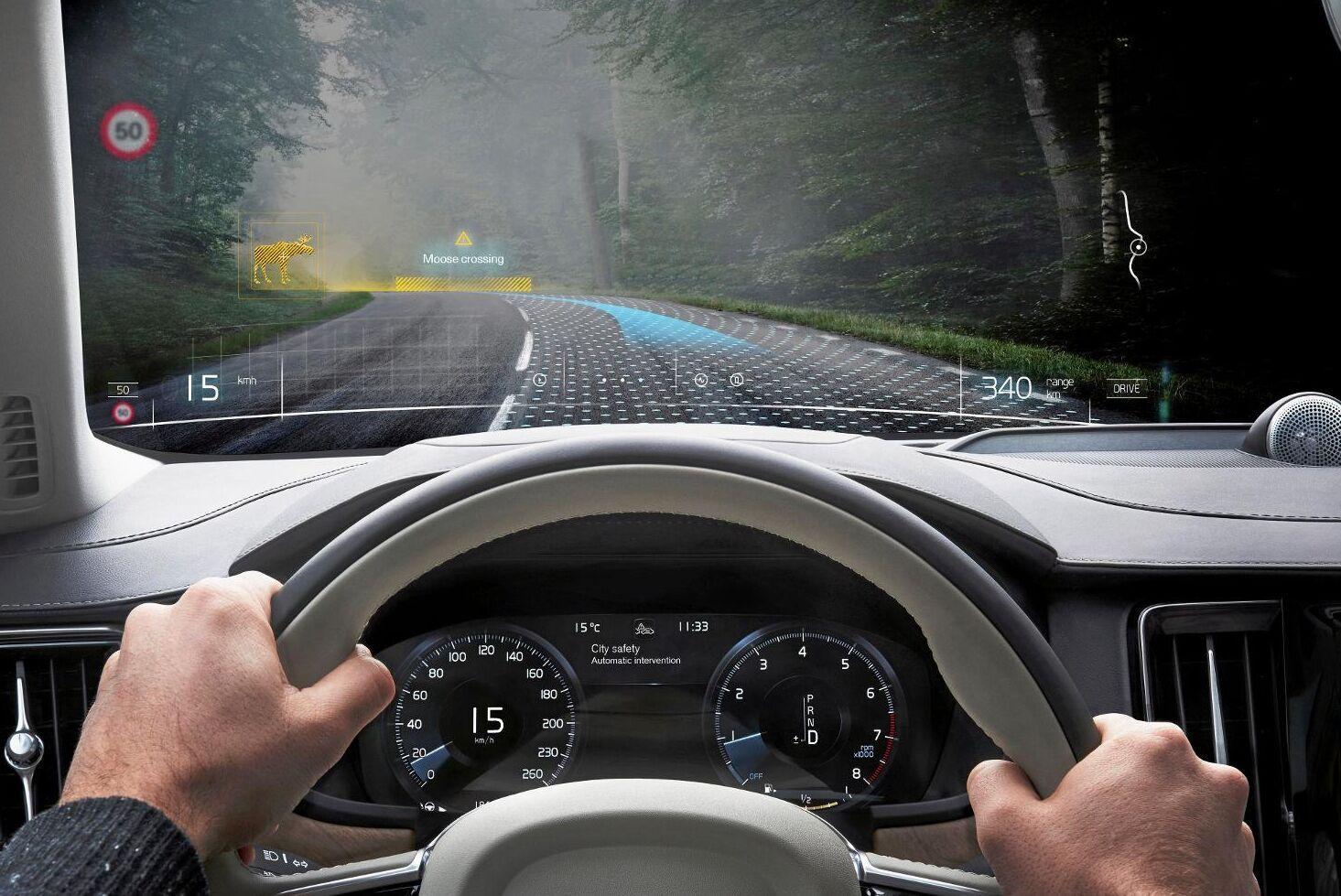 Aktiva säkerhetssystem är till för att förhindra eller mildra olyckorna.